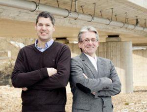 Daniel Küssenrath & Hubert Steinbauer